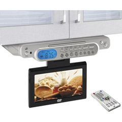 Gpx Kcld8887dt 239 99 8 4 Lcd Under Cabinet Tv