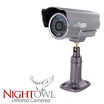 LX-34S - 420 Lines Infrared Day and Night Weatherproof Sony CCD CCTV Security Camera