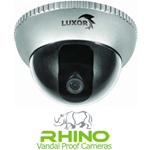 LX-501SH - Vandal Proof 480 Lines Sony CCD Weatherproof CCTV Security Dome Camera