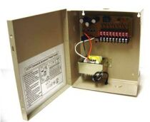 QP2409 - Power Distribution Panel 9 Cameras 12 Volt 4 AMP (QP-2409)
