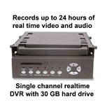 DVR8 - Video Recorder8 Mobile InCar 30GB Digital Video Recorder
