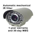 PC807IR - Color IR Zoom Camera range 330 feet
