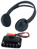 IR320 - Wireless Infrared Stereo Headphone & Transmitter