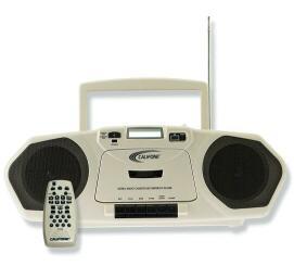 2385AV-03 - 6W Music Maker Plus Multimedia Player