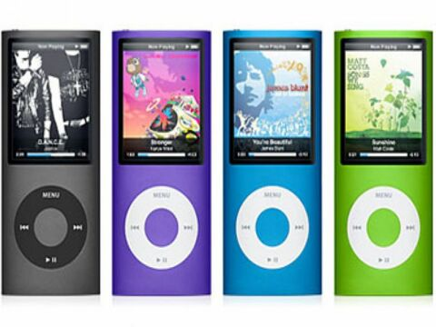 Apple alike - iPod Nano-4gen - Personal Media Player 8GB Nano chromatic