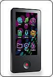 T50-8GB - 8GB TOUCH SCREEN PERSONAL MEDIA PLAYER