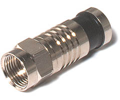 200-028 - Perma-Seal Weather-Sealed F Compression Connector