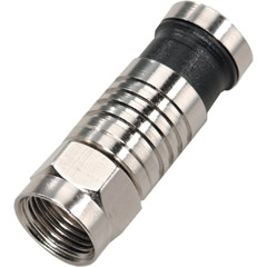 200-032 - Perma-Seal Weather-Sealed F Compression Connector
