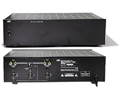 2100 - 2-Channel Bridgeable Home Theater Amplifier