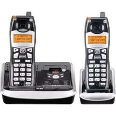 25952EE2 - Edge Cordless Telephone with Call Waiting Caller ID and Digital Answerer