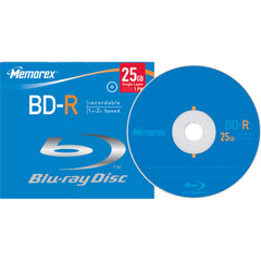 3202-5511 - BD-R Blu-ray Write Once Disc