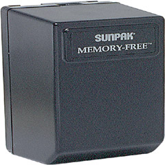 4190UL - Universal Design Camcorder Battery Fits Most 6 Volt 8mm and VHS-C Camcorders