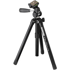 620-005B - DigiPro Compact Tripod with All-Metal 4-Way Panhead