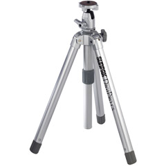 620-005S - DigiPro Compact Tripod with All-Metal 4-Way Panhead