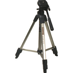 620-020 - Tripod with 3-Way Panhead and Quick-Release