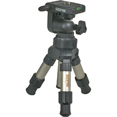 Mini Tripod with 3-Way Panhead