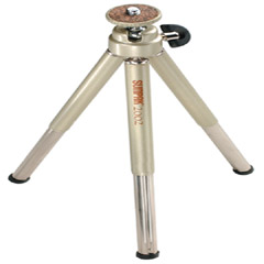 620-202 - Pocket Tripod with Locking Ball Head
