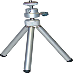 620-203 - Pocket Tripod with Locking Ball Head