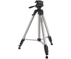 620-757 - Ultra Series Tripod with 3-Way Fluid-Effect Head