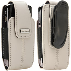 81695RIM - Leather Vertical Pouch with Belt Clip
