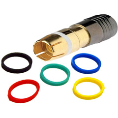 922-Q-RCA - RCA Compression Connector