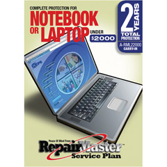 A-RML22000 - Laptop/Notebook 2 Year DOP Warranty