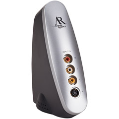 AR-200 - 2-Input Audio/S-Video Selector