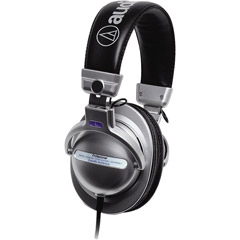 ATH-PRO5V - Professional Closed-Back Dynamic Monitor Headphones