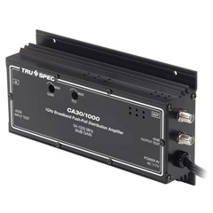 CA-30/1000 - CATV Push-Pull  30dB Distribution Amplifiers