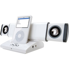 CS-MP89 - Stereo Speaker System for iPod