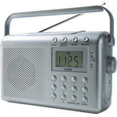 CX-788 - Portable Digital AM/FM/TV/NOAA Radio