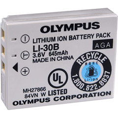 LI-30B - LI-30B Lithium Ion Battery