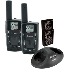 LI-4900/2WXVP - GMRS/FRS 2-Way Radio Value Pack with 18-Mile Range