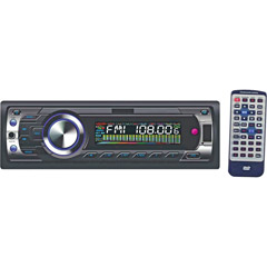 Buy PYLE Audio In-dash CD Players - PLD96MU - IN-Dash CD Receiver with USB Interface/SD/MMC Card Reader