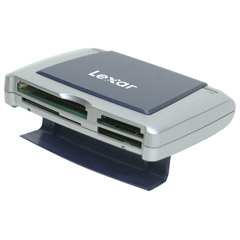 RW022 - 12-in-1 USB 2.0 Multi-Card Reader