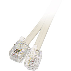 S60094 - 7' Ivory Line Cord
