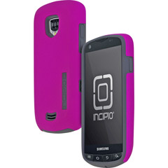 SILICRYLIC Hard Shell Case with Silicone for Samsung DROID Charge