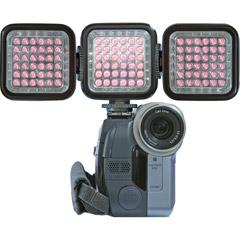 SL-20IR - Universal Pro IR Camcorder Light