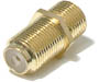 200-051 - Gold F Coupler Female to Female