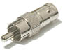 200-170 - BNC Female to RCA Male Adapter