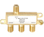 200-213 - Mini 5900MHz Gold-Plated F Splitter