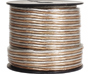 255-314 - 14-Gauge Clear Jacket Speaker Wire