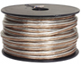 255-416 - 16-Gauge Clear Jacket Speaker Wire