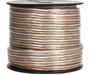 255-512 - 12-Gauge Clear Jacket Speaker Wire