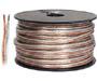 255-516 - 16-Gauge Clear Jacket Speaker Wire