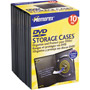 3202-1980 - Black DVD Storage Cases