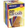 3202-1987 - Cool Color Slim DVD Storage Cases