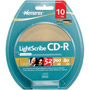 3202-4532 - 52x Write-Once CD-R with LightScribe Technology
