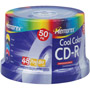 3202-4626 - 48x Cool Colors Write-Once CD-R Spindle