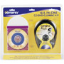 3202-8019 - All-in-One CD/DVD Cleaning Kit